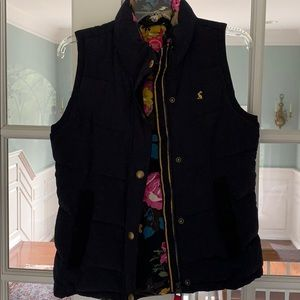 Joules puffer vest